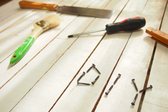DIYをする上で最低限用意しておきたい工具・道具をまとめてみた!