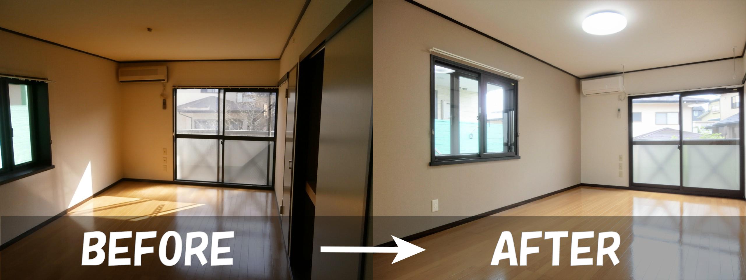 入居者が決まらないボロアパートをリフォームするコツと、安い費用でリノベーションする方法を解説!