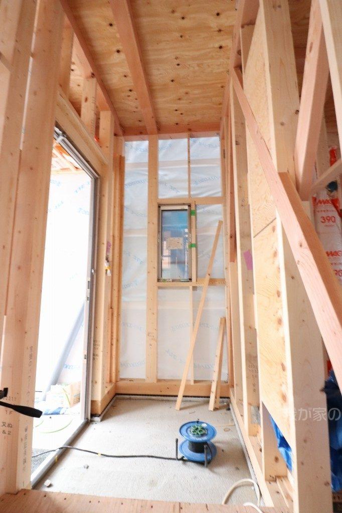 木造新築工事
