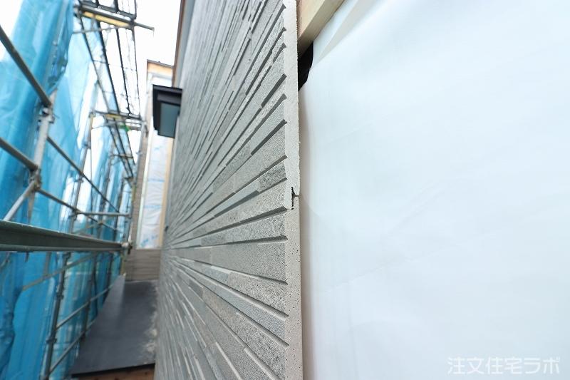 外壁(サイディング)取付工事