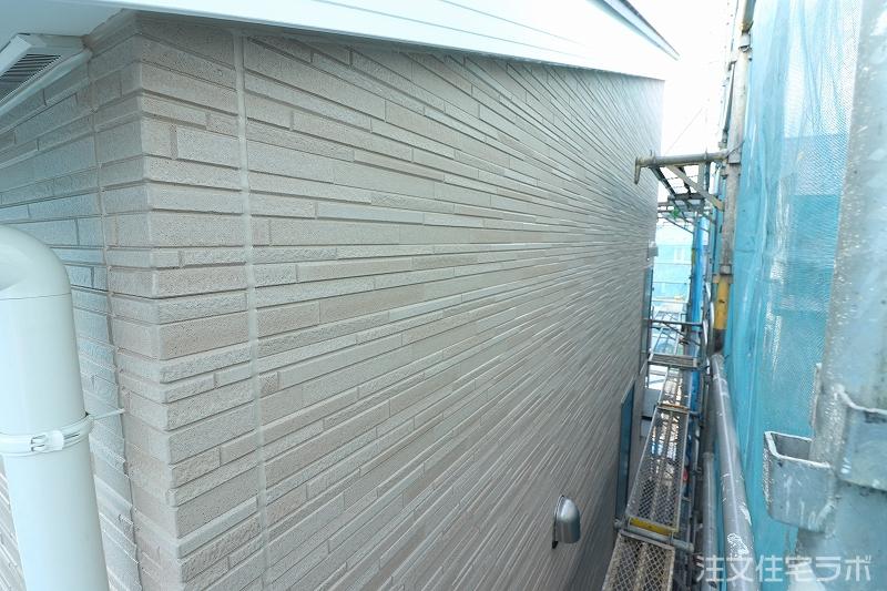 木造新築住宅のシーリング工事