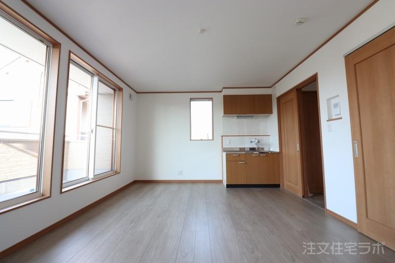 新築住宅引渡し 寝室
