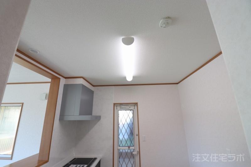 新築住宅引渡し 台所