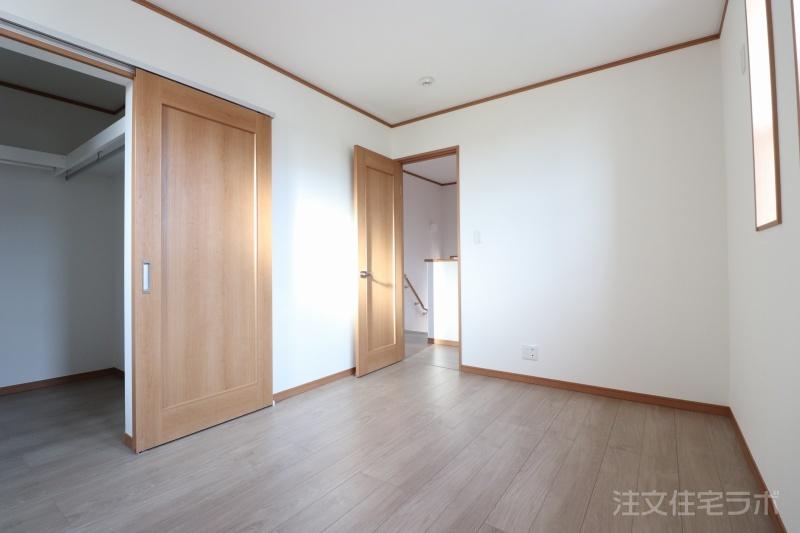 新築住宅引渡し 子供部屋