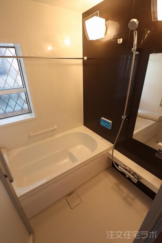 新築住宅引渡し 浴室