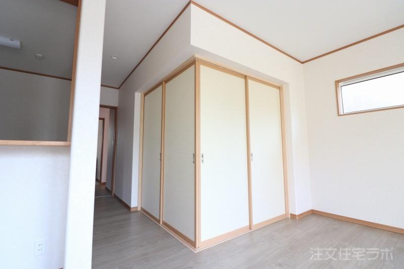 新築住宅引渡し 和室