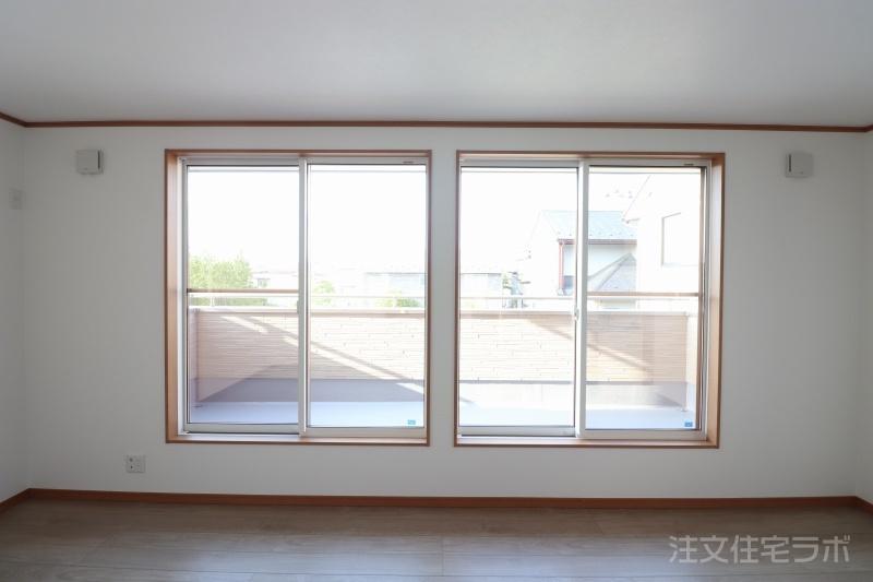 新築住宅引渡し 窓